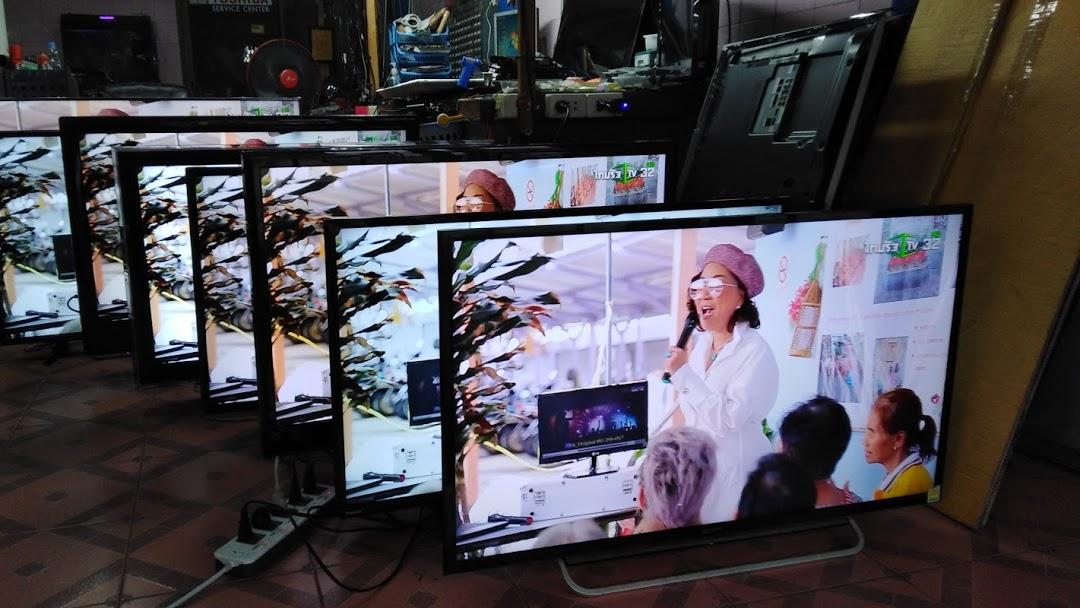 sửa tivi tại làng quốc tế thăng long