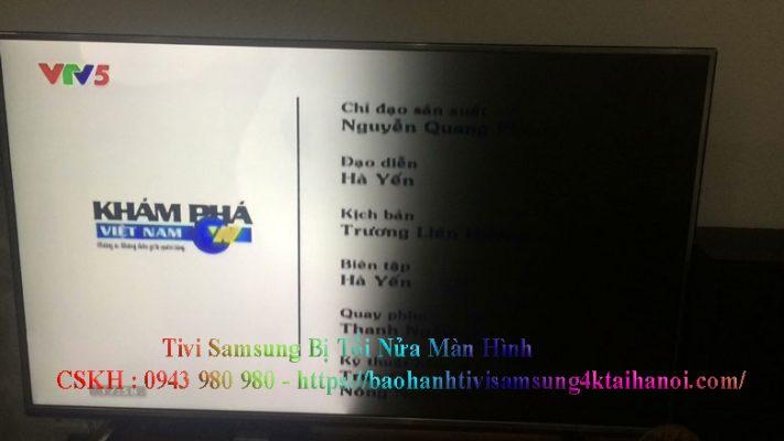 Tivi Samsung Bị Tối Màn Hình