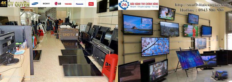 Trung tâm sửa tivi tại cầu giấy